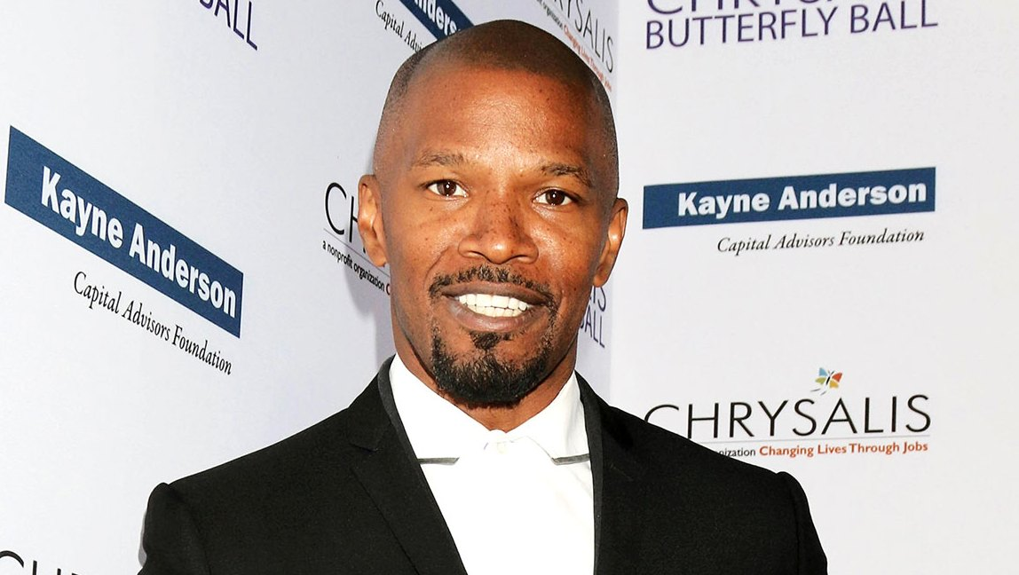 Jamie Foxx fit fitness 50 fifty years