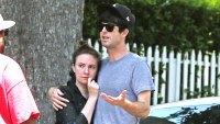 Lena Dunham Mystery Man dating instagram love post