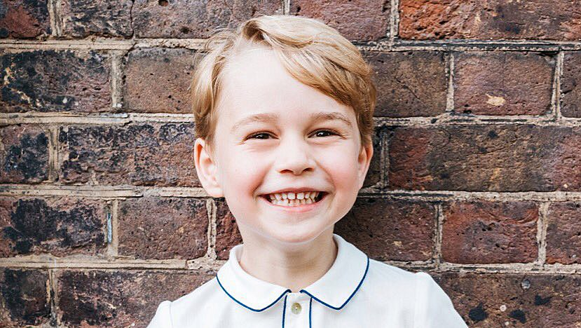 Prince George Fifth Birthday