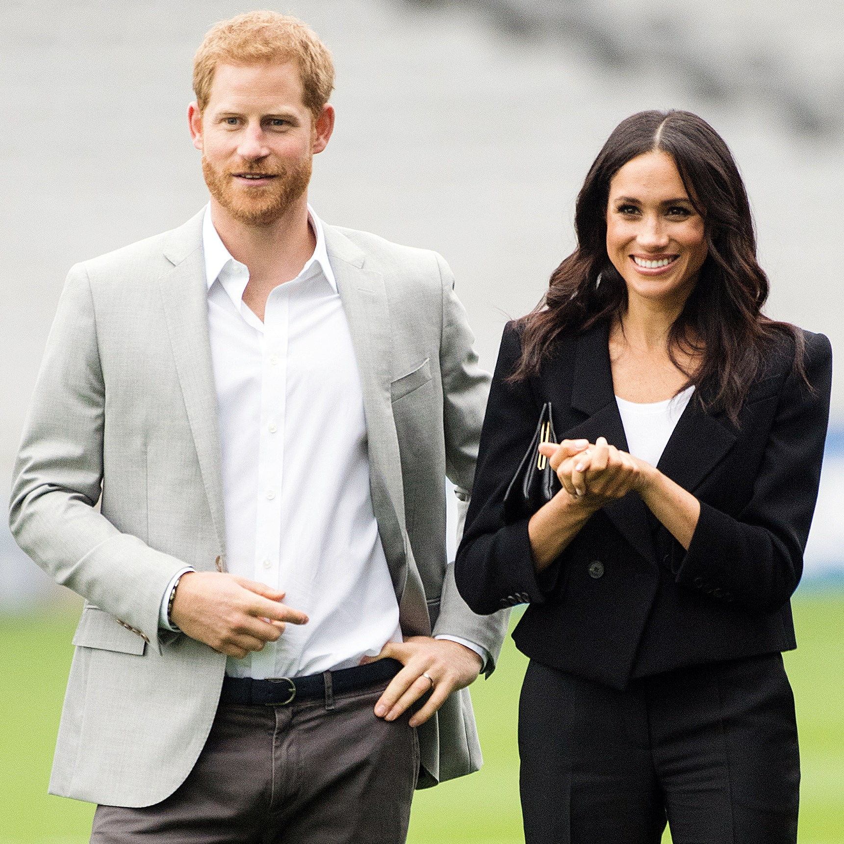 Duchess Meghan Excited to Show Prince Harry Everything She Loves