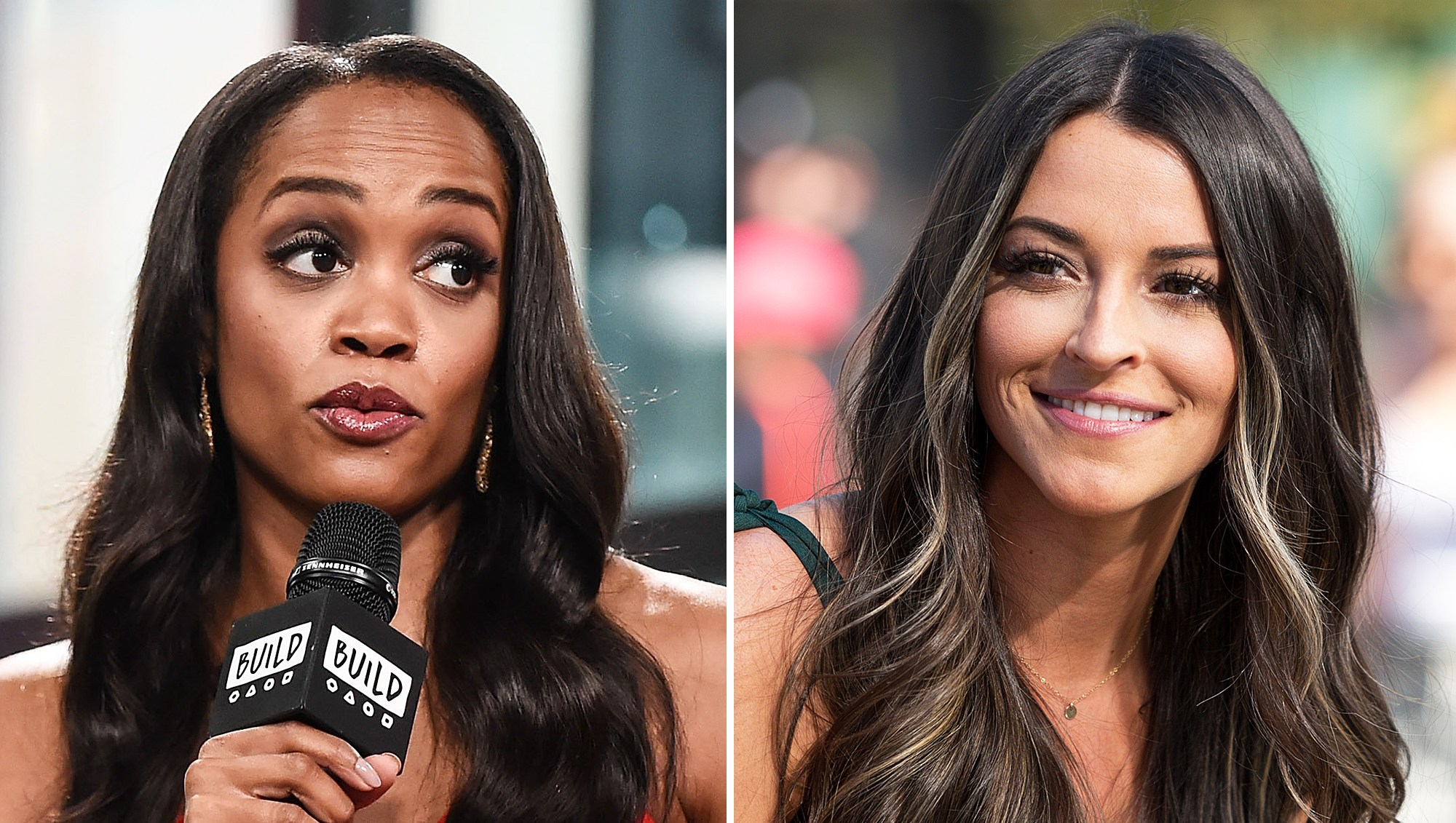 Rachel Lindsay Slams Tia Booth The Bachelorette