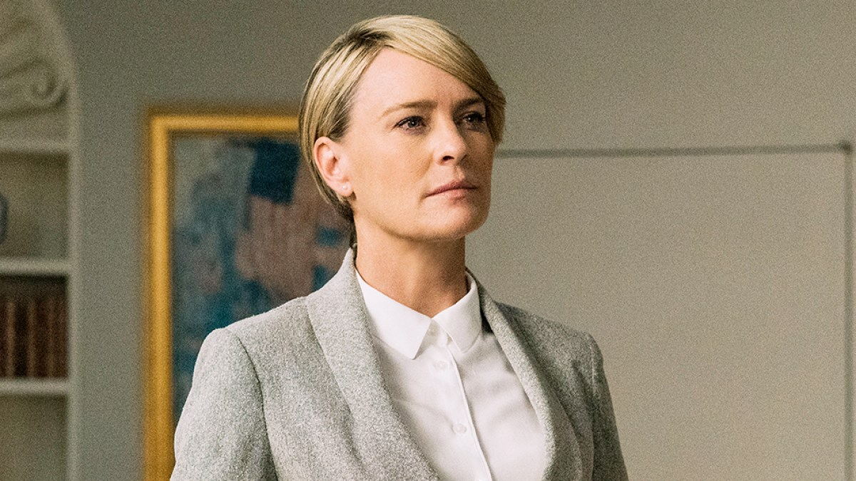 House Of Cards Claire Underwood In New Teaser Happy Independence
