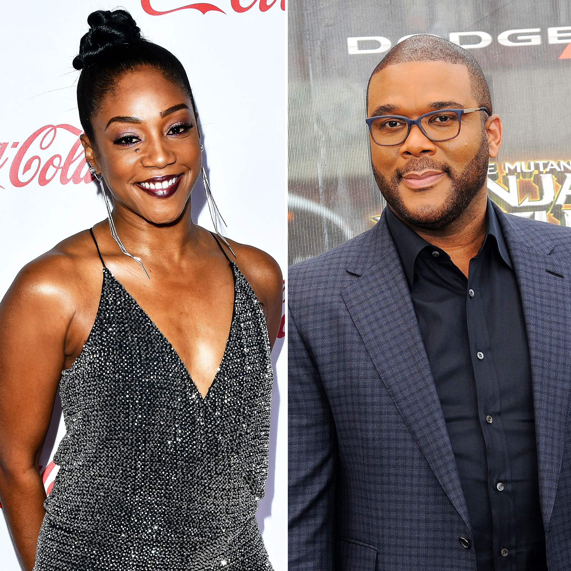 Tiffany Haddish Reveals Tyler Perry Bought Her a Tesla