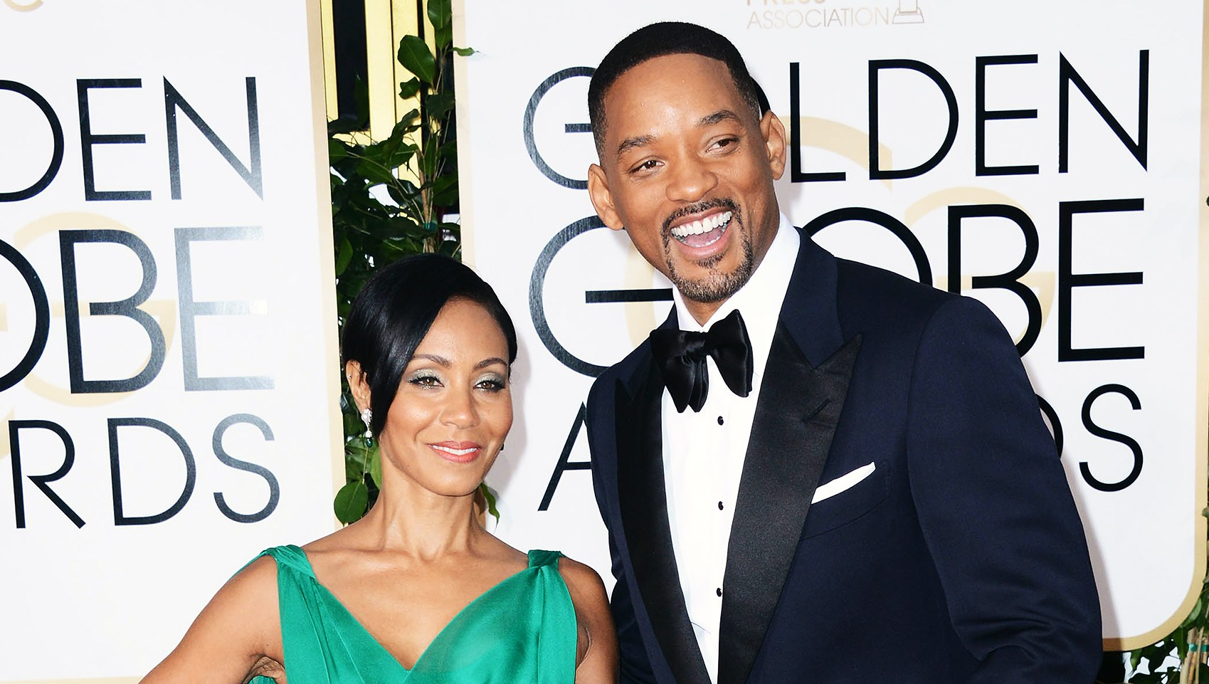 Jada Pinkett Smith Will Smith Don't Say They're Married Anymore