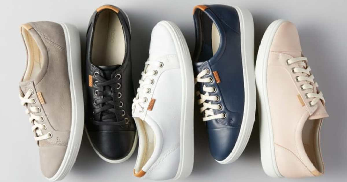 d0d2bf44490 These Ecco Sneakers Are Stylish and Comfortable — Shop All The Colors