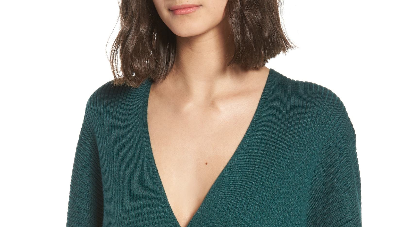 green leith sweater