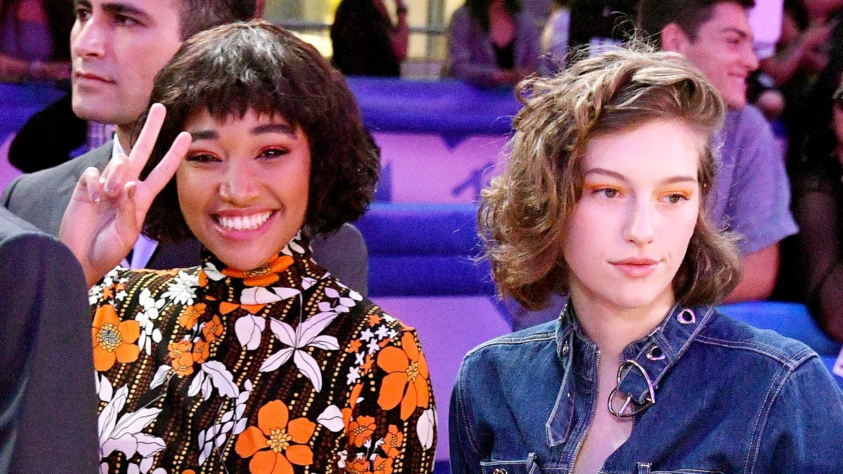 Amandla Stenberg - Bio, Parents, Age, Does She Have a ...
