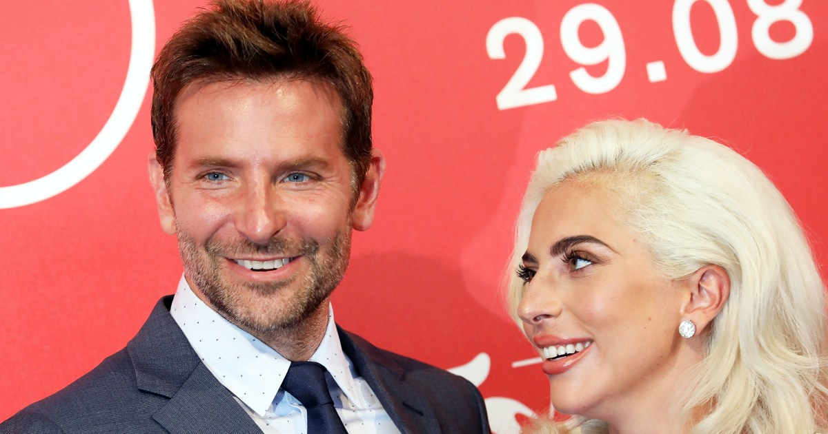 Bradley Cooper Fell In Love With Lady Gagas Face And Eyes On A