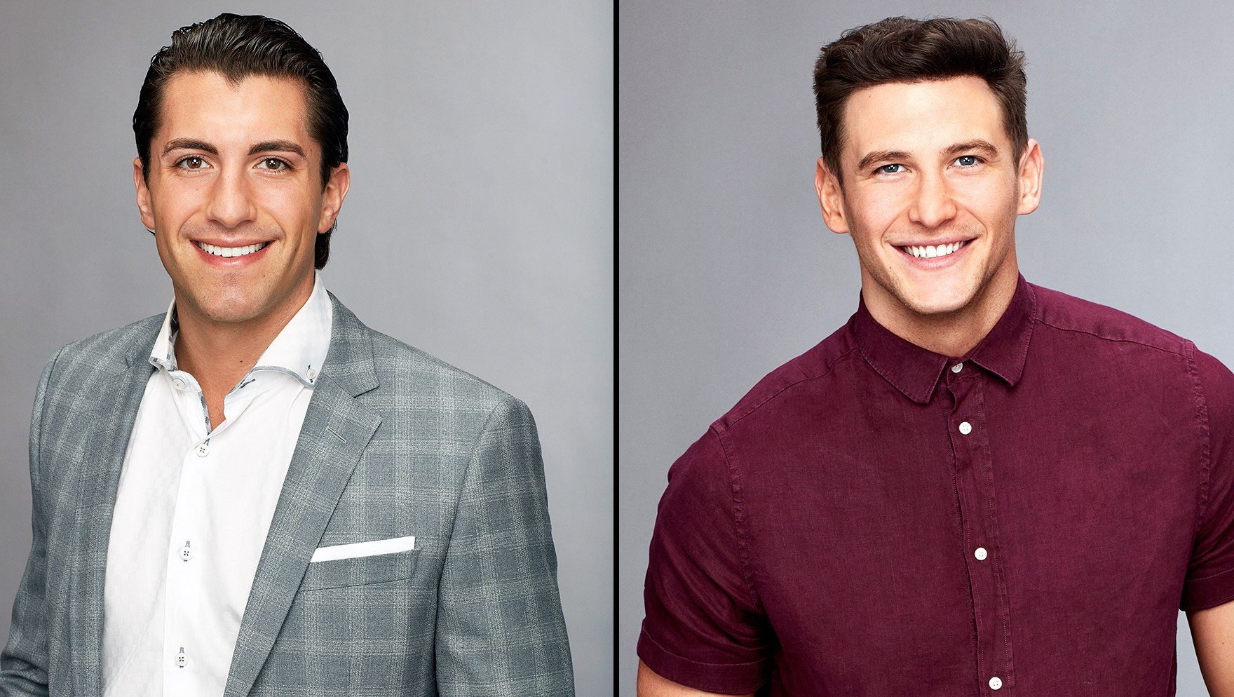 Next Bachelor Poll Jason Tartick Blake Horstmann Ben Higgins Colton Underwood