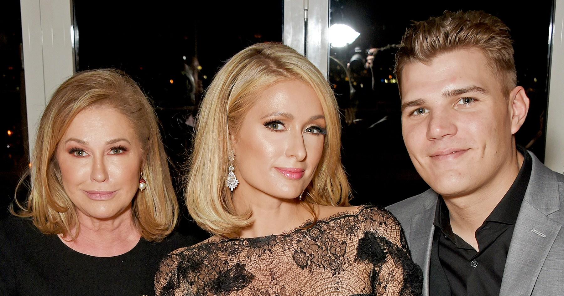 Kathy Hilton Reveals Why Daughter Paris Hilton Pushed Back Her Wedding to Chris Zylka