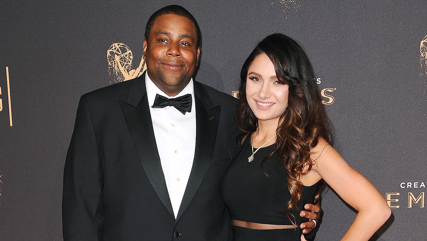 Kenan Thompson, Christina Evangeline, Baby, Second Child
