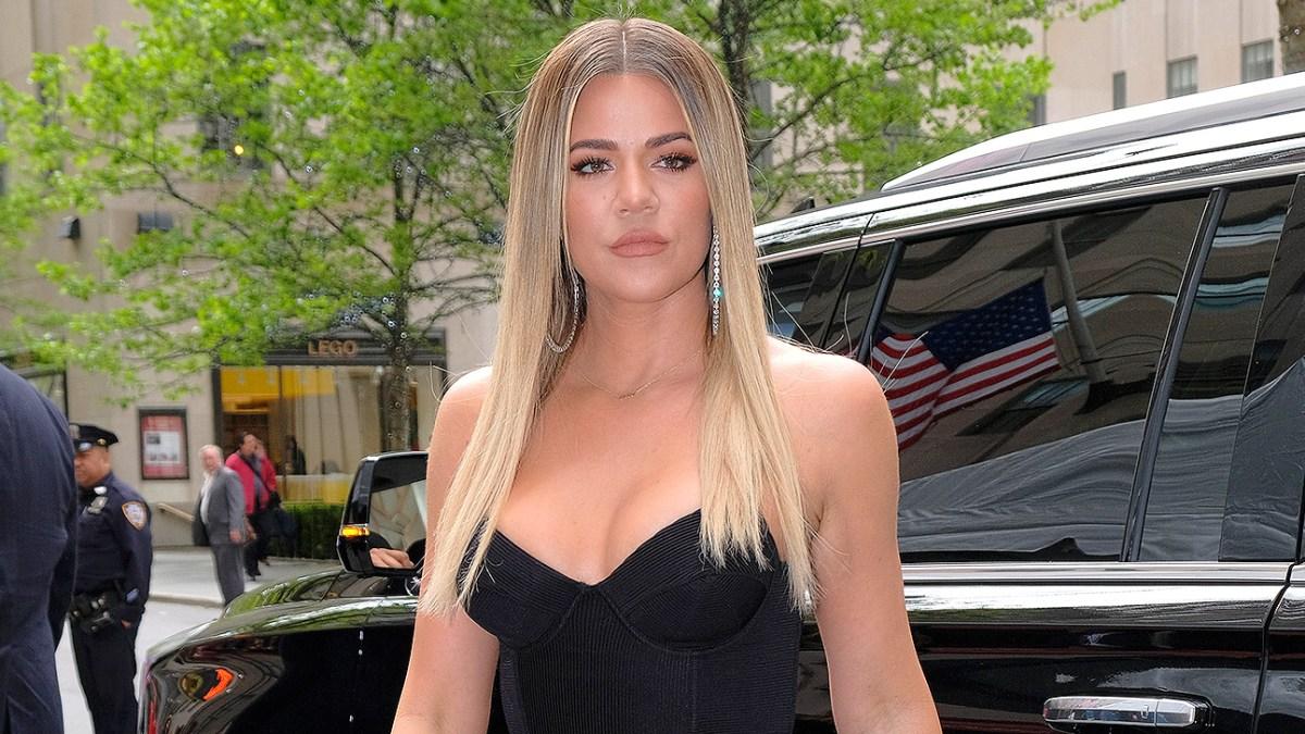fa249e6ca7 Khloe Kardashian Says She Had  Pregnancy Lips  While Filming  Keeping Up  With the Kardashians