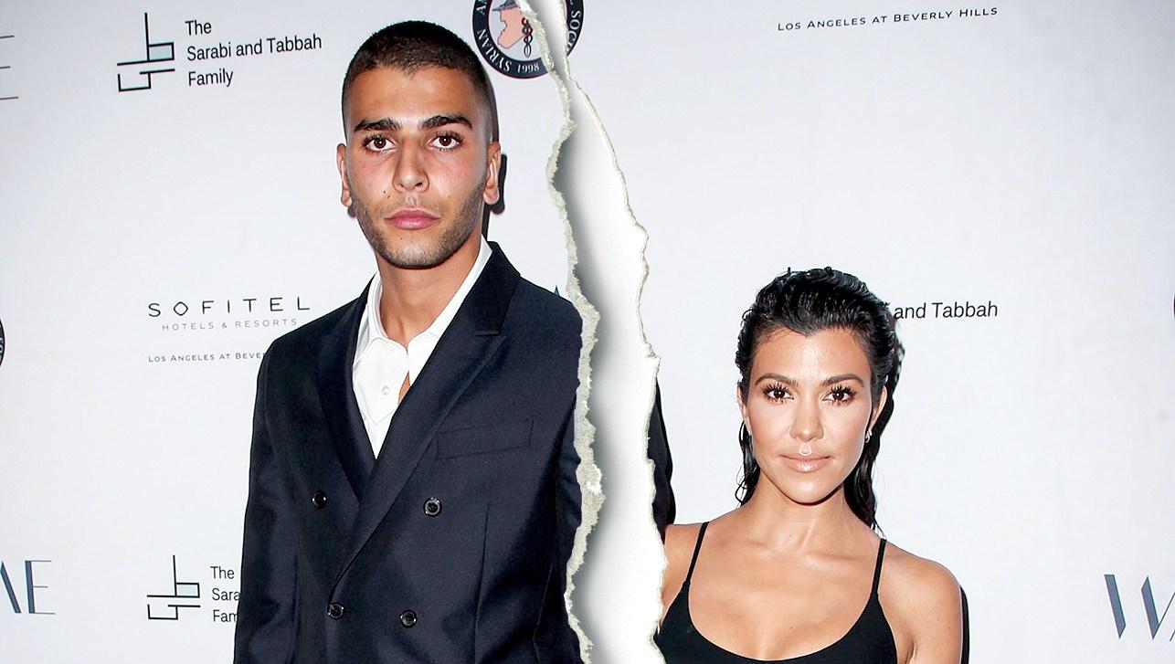 Celebrity Splits of 2018 Kourtney Kardashian and Younes Bendjima split