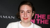 Lena Dunham anniversary hysterectomy