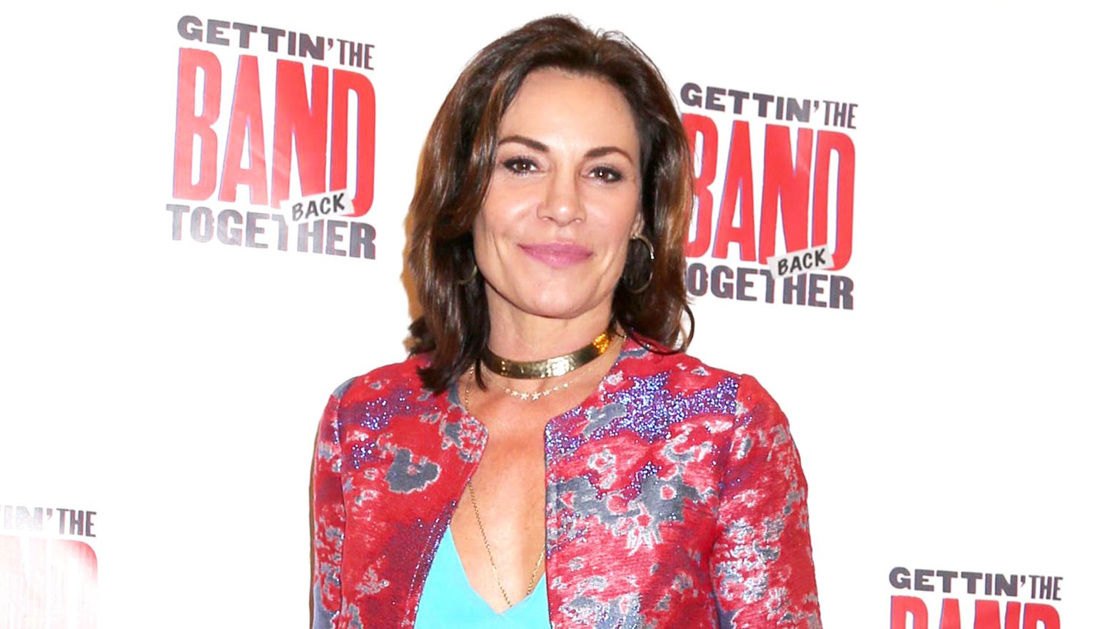 Luann de Lesseps agent richard hooking up