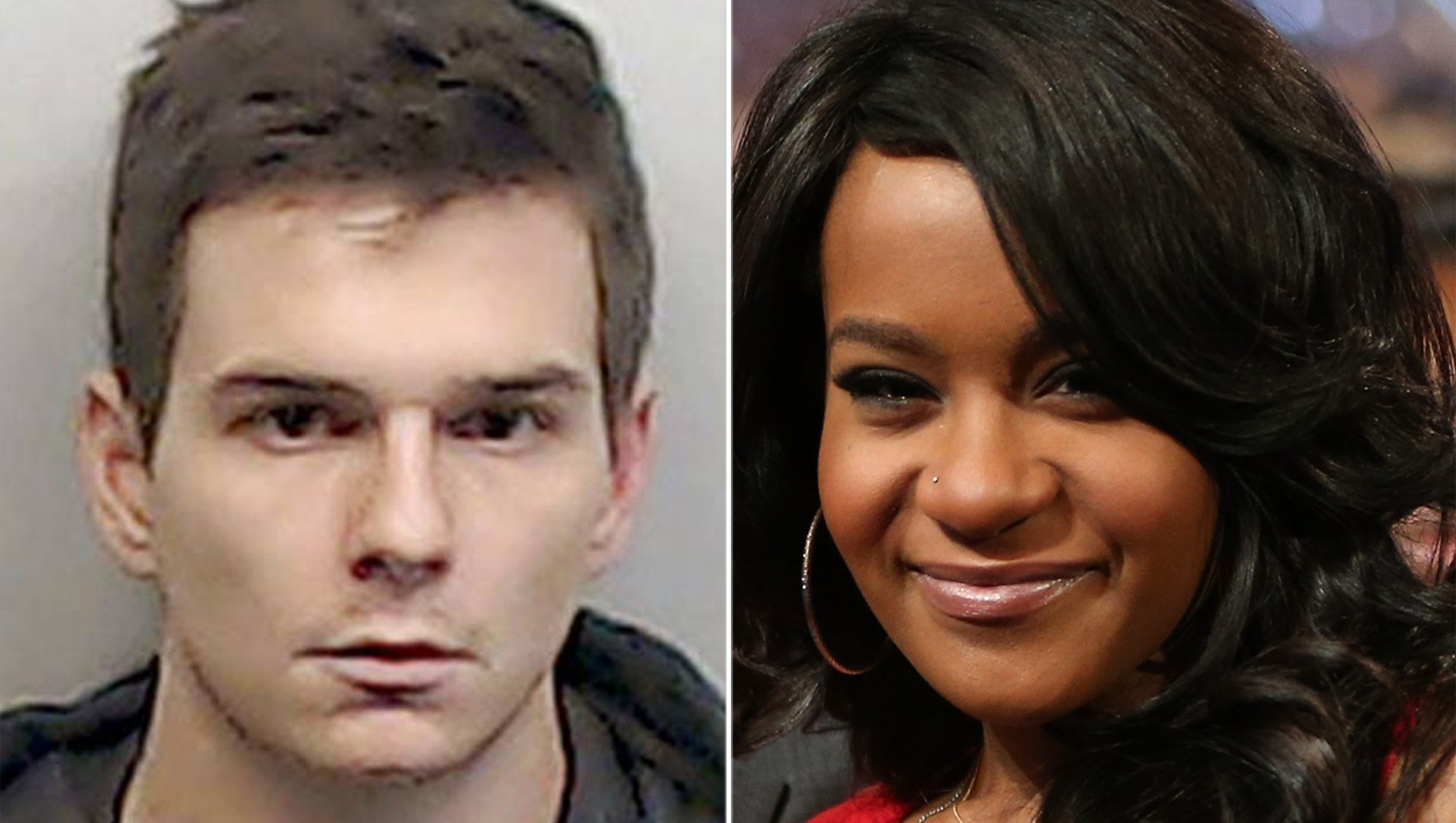 Max Lomas and Bobbi Kristina Brown