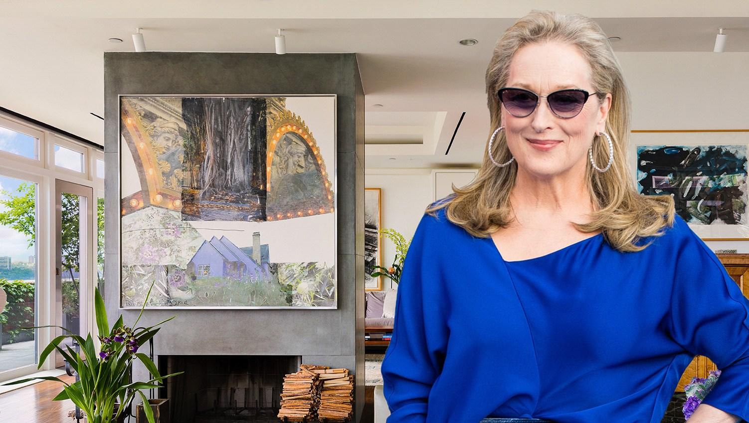 Meryl Streep, apartment sale