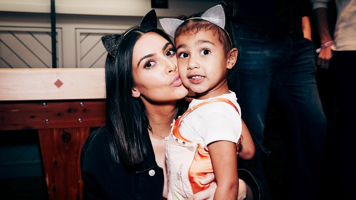 North West Asks Mom Kim Kardashian Why Are You Famous