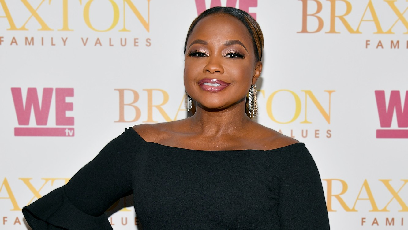 Phaedra Parks Slams Rumors She's Returning to 'RHOA': 'I Have Closed That Chapter'