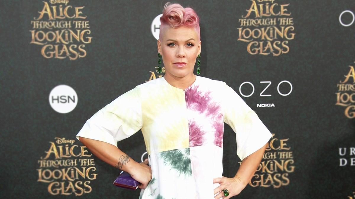 Pink Slams Claims She Canceled Sydney Concert For Beach Day