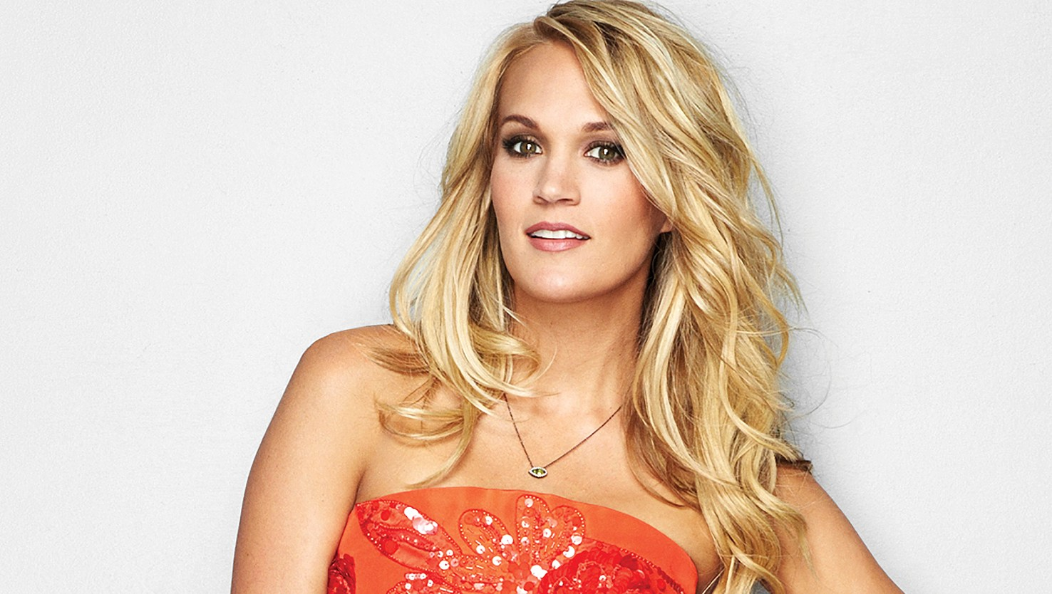 Carrie Underwood for Redbook Magazine.