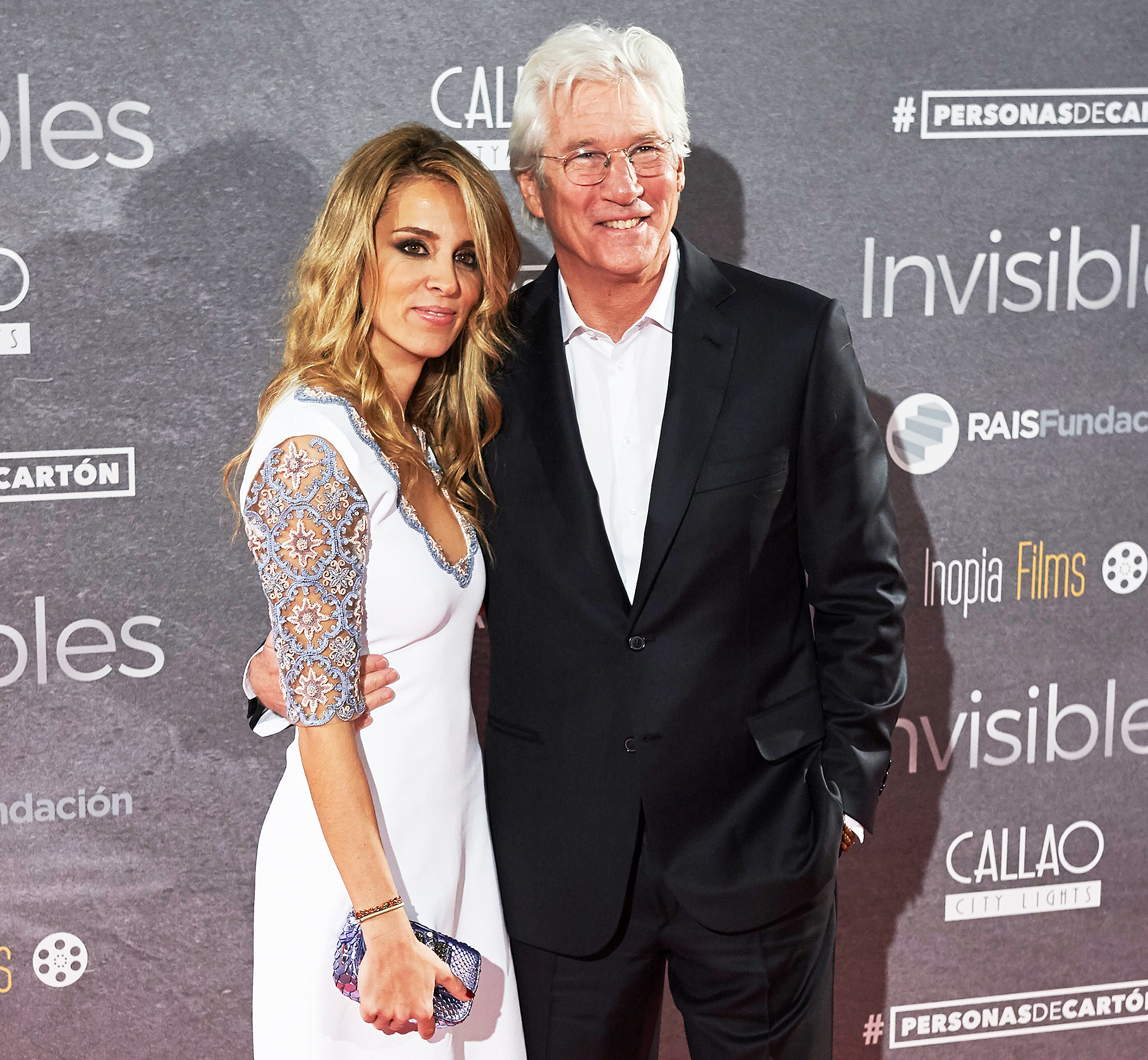 Actor Richard Gere will be the father for the second time 09/18/2018 3