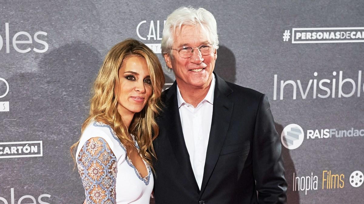 Richard Geres Wife Alejandra Silva Is Pregnant Report