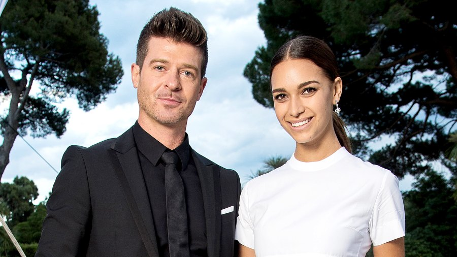 Robin-Thicke-and-April-Love-Geary-pregnant