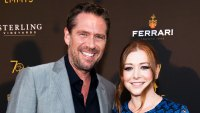 alyson hannigan alexis denisof Television Academy's Performer Peer Group Celebration