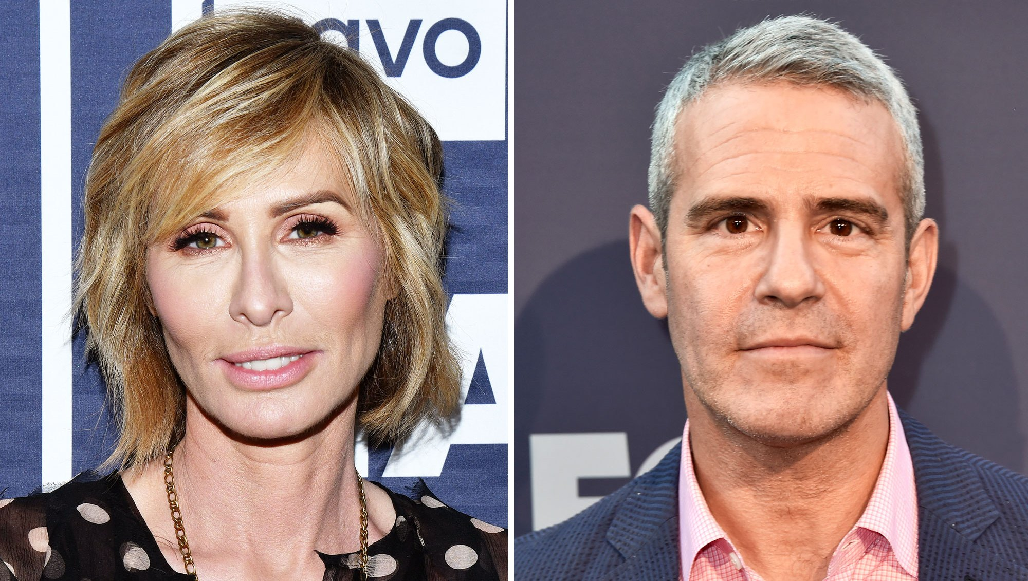 Carole Radziwil Andy Cohen fired real houewives new york city