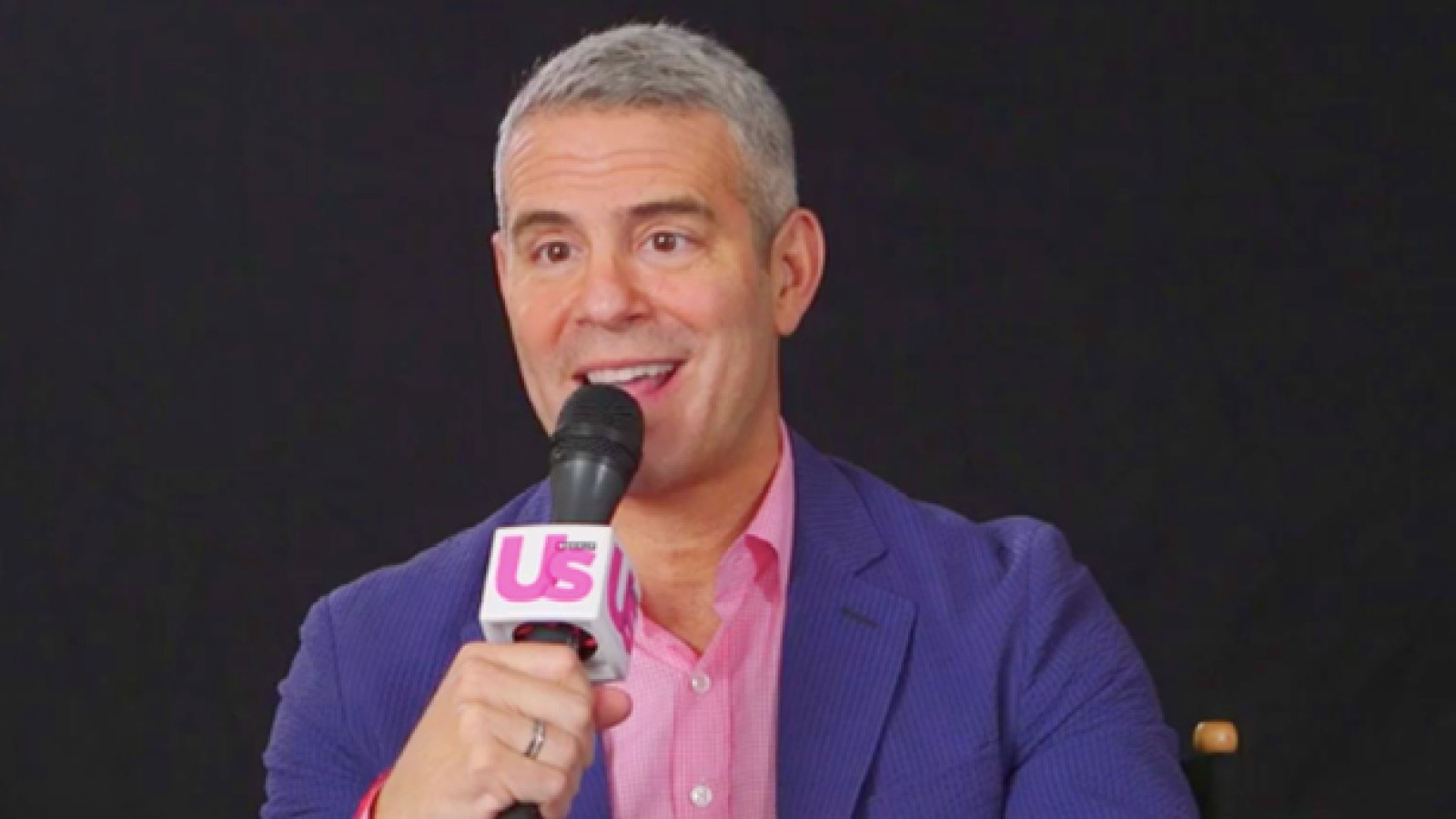 Andy Cohen Talks 'RHONY' Boat Nightmare, Carole's Exit: Watch