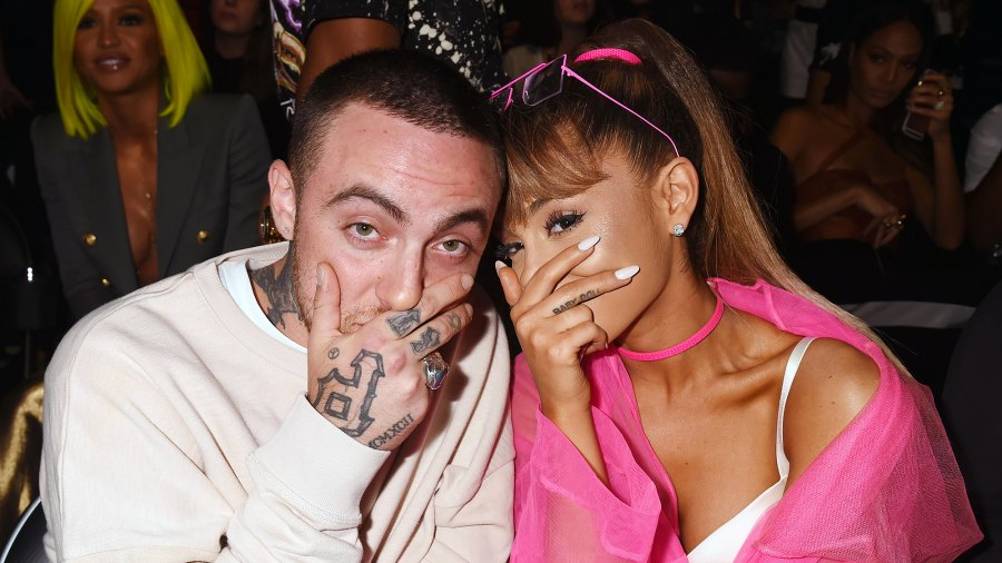 Ariana Grande Claps Back Mac Miller Cheating