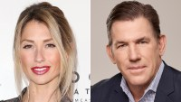 Ashley Jacobs and Thomas Ravenel.