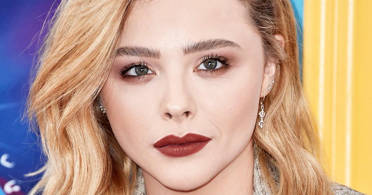 Chloe Grace Moretz S Rich Red Beauty Look Makeup Artist