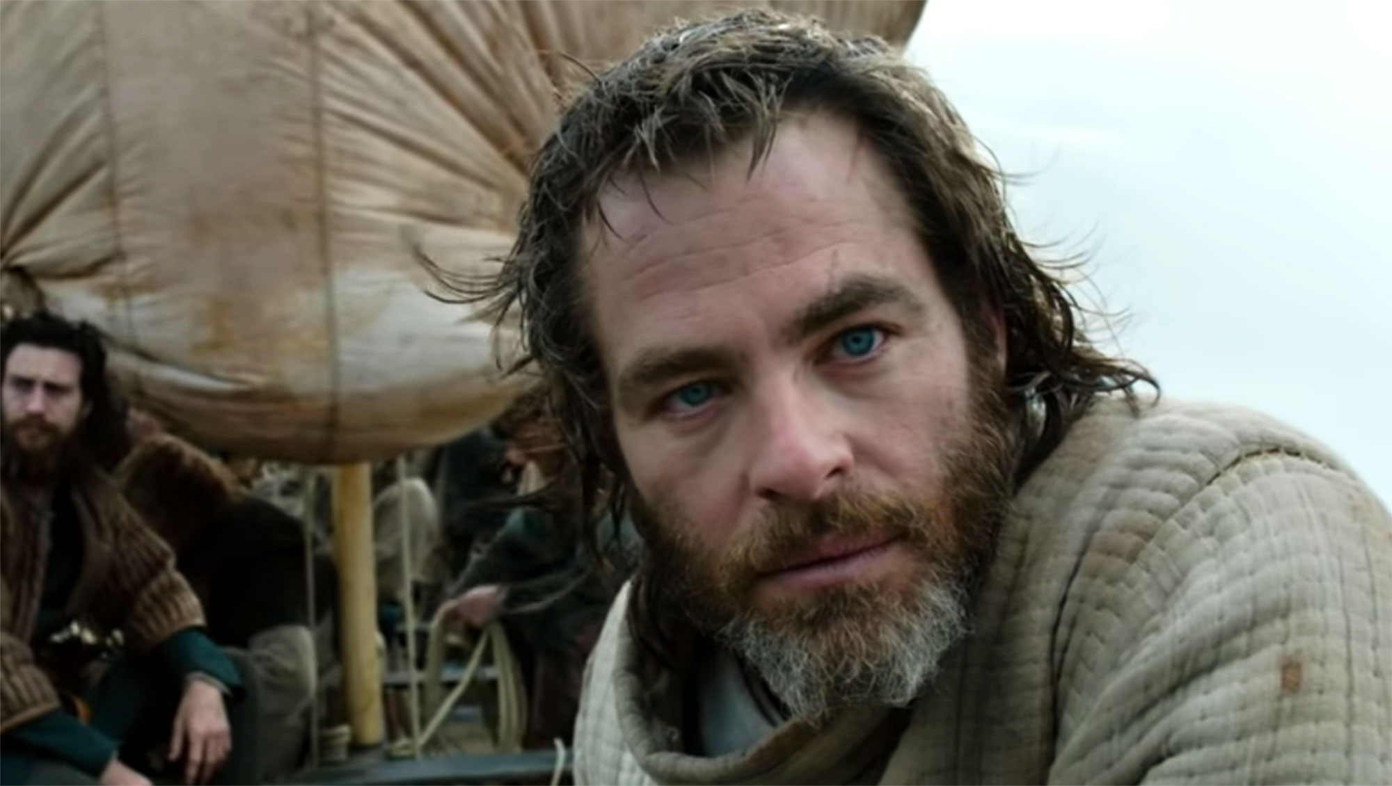 Chris Pine in Netflix's 'Outlaw King'