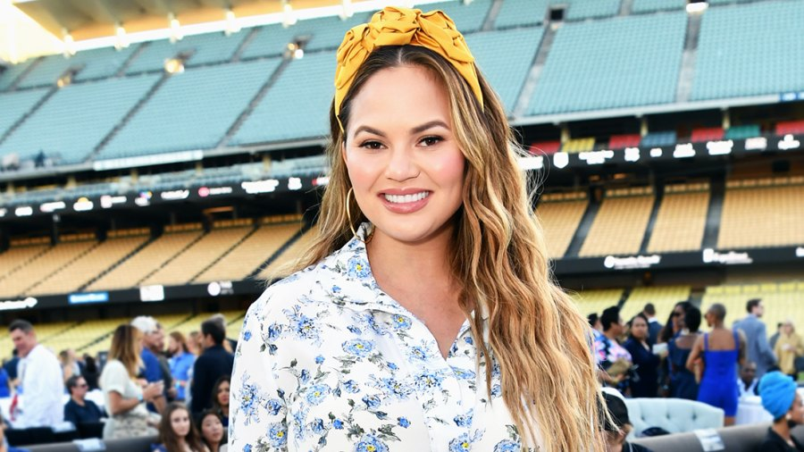 Chrissy Teigen Asks Toddler How School Went, Gets Unexpected Answer