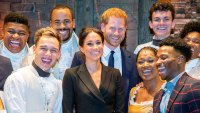 Duchess Meghan Flustered Prince Harry Pet Name Hamilton Date