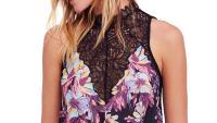 floral slip dress date night nordstrom