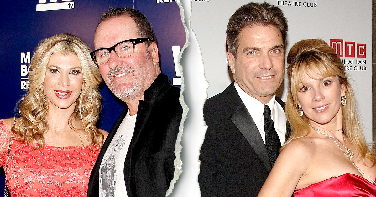Reality TV Curse: All 34 'Real Housewives' Couples Who Filed for Divorce After Appearing on TV