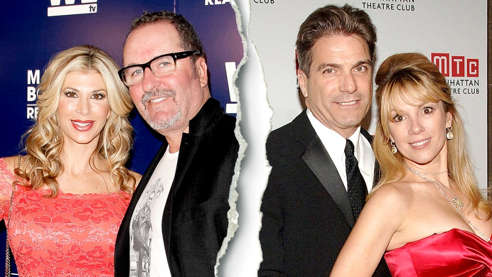 Every 'Real Housewives' Couple Who Filed for Divorce After Appearing on TV thumbnail