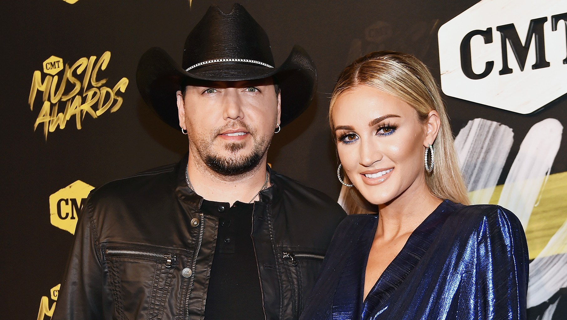 Jason Aldean Brittany Kerr Expecting Baby Girl
