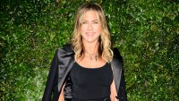 Jennifer Aniston instyle not heartbroken Justin Theroux