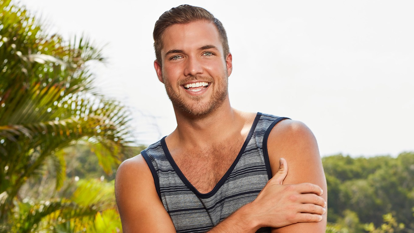 Jordan Kimball on Bachelor in Paradise.