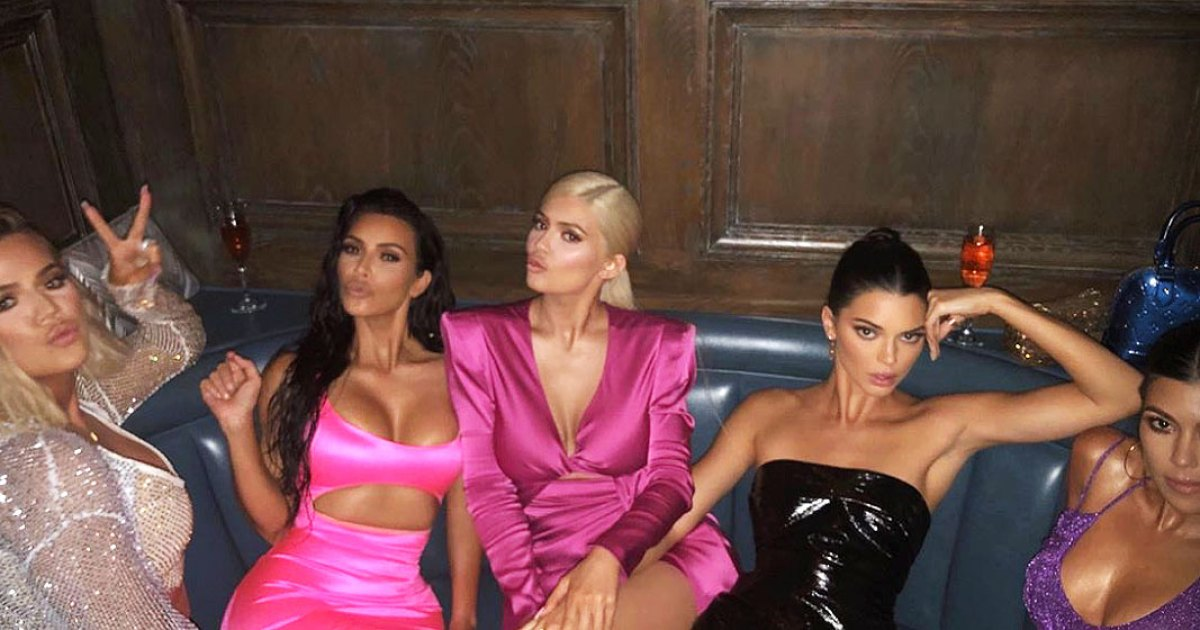 4a18468bbc7 Kylie Jenner s 21st Birthday  Kardashian-Jenner Family Fashion