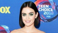 Teen Choice Awards 2018 Best Hair and MakeUp Lucy Hale