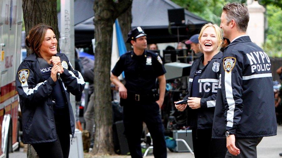 Mariska Hargitay Films Law and Order SVU