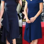 Who wore it better?Meghan Markle Vs Jennifer Garner
