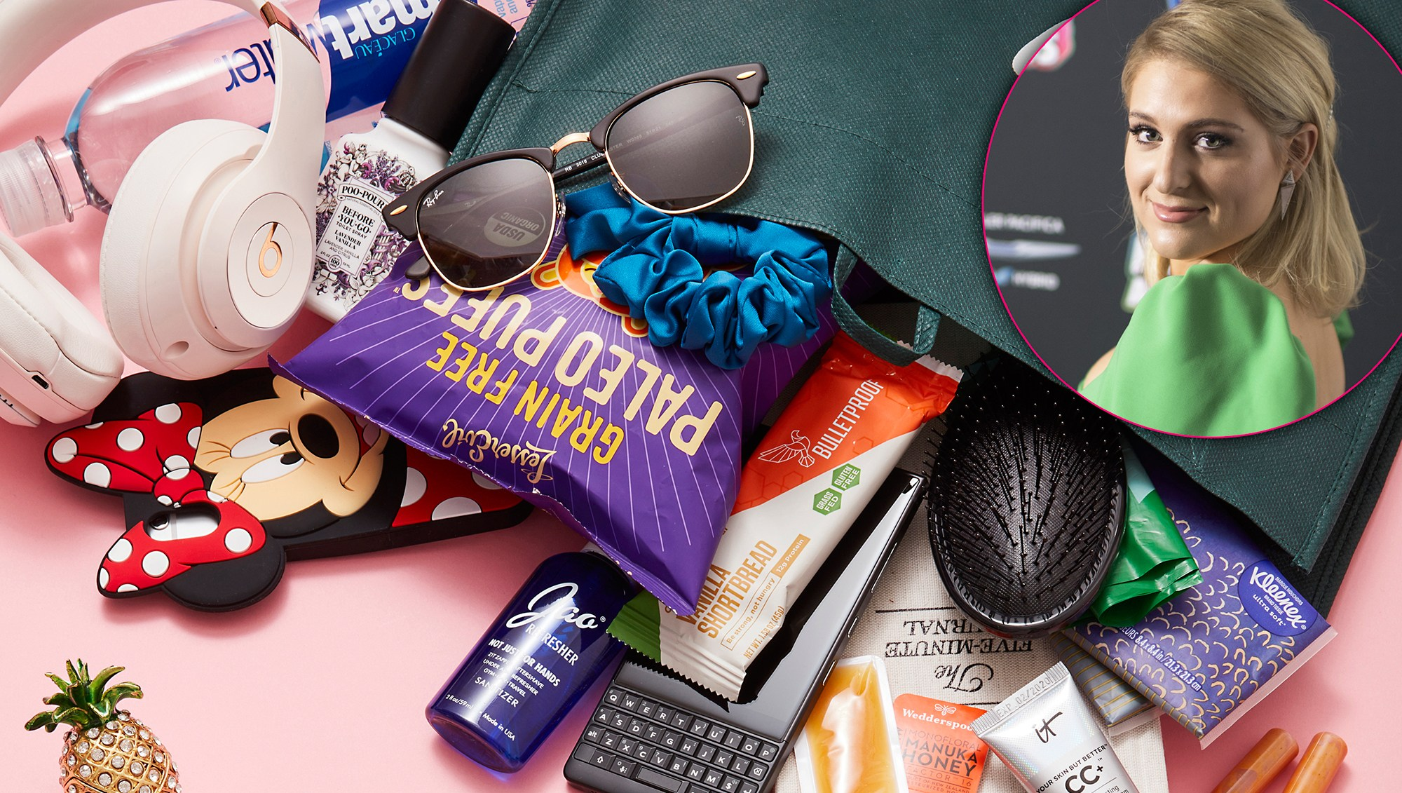 Meghan Trainor: What's in My Bag?