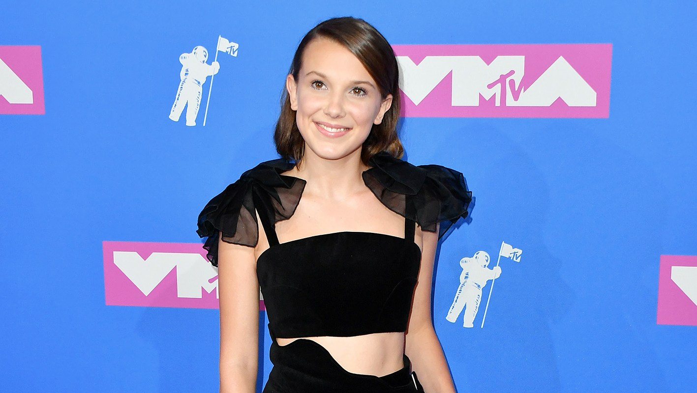 VMAs 2018 Major Sleeves Millie Bobby Brown
