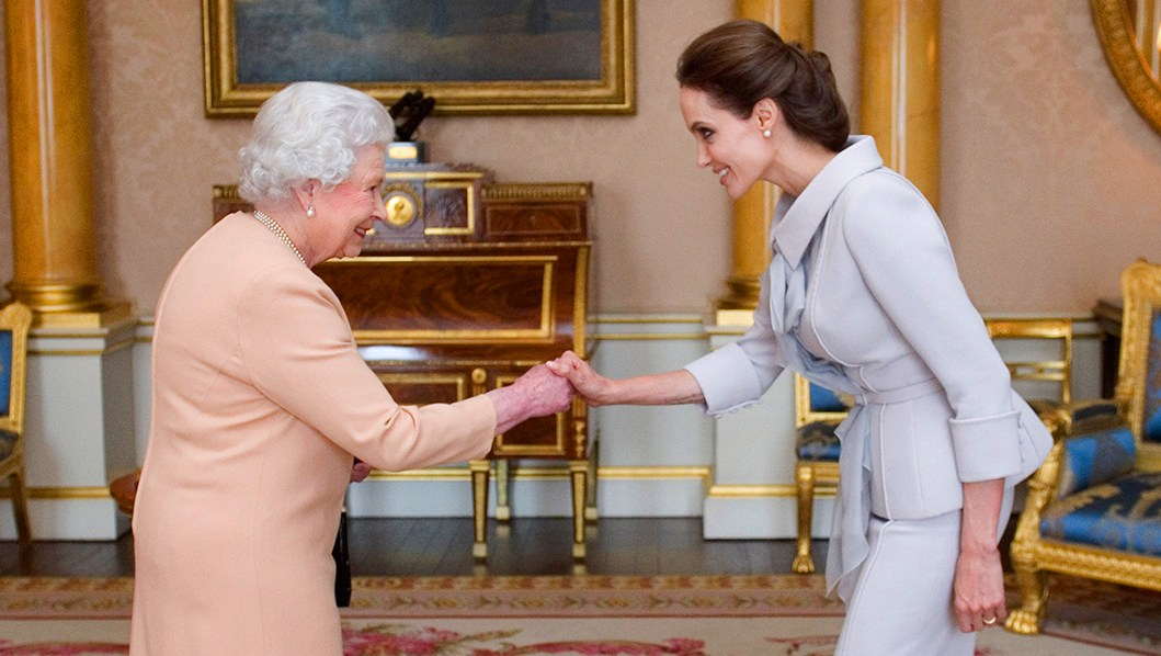 Queen Elizabeth II's Most Star-Studded Greetings